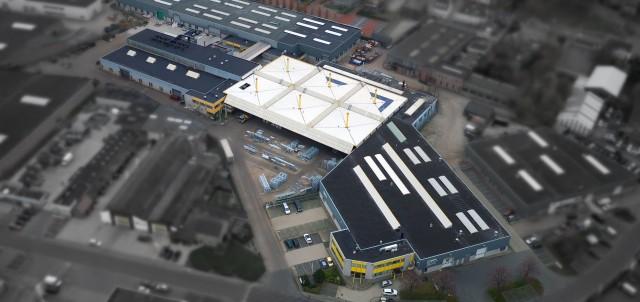 De Run Metaalcoating, Dameco Plating en Verzinkerij Meerveldhoven onder 1 dak